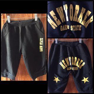 Kids 3/4 pants/shorts
