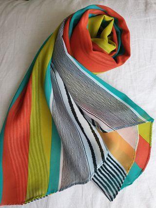 Anggun Zara Printed shawl