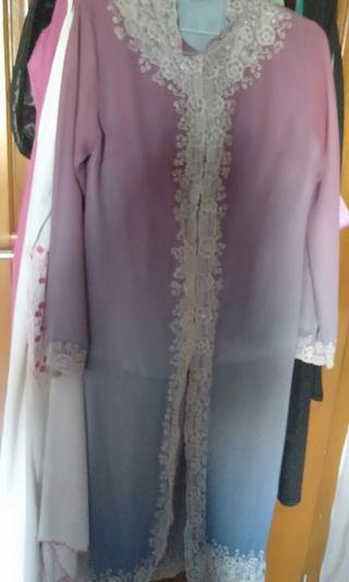 Baju muslimah atasan merk Tidito asli size S bs sampai M