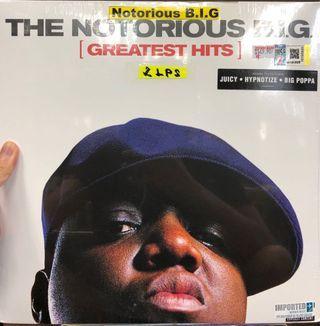Notorious B.I.G - Greatest Hits Vinyl