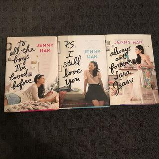 To All the Boys Ive Loved Before Trilogy Jenny Han