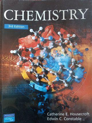 Chemistry Pearson 3rd edition