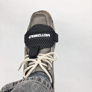 BN Motorcycle Shoe Rubber Protector for Gear
