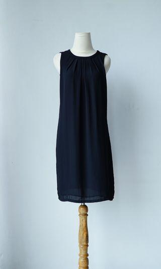 H&M Black Sleeveless Dress Original New size 36,38,40