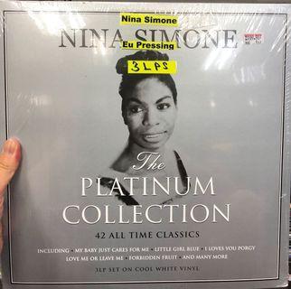 Nina Simone - Platinum Collection Vinyl