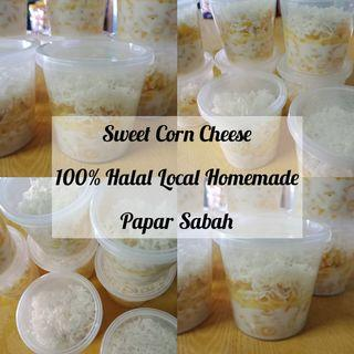 Sweet Corn Cheese