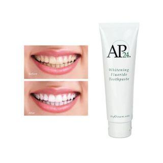 [LIMITED TIME OFFER] AP24 Whitening Flouride Toothpaste