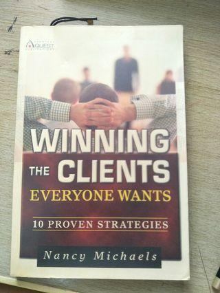Winning the clients everyone wants