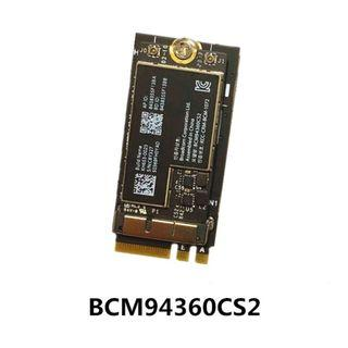 BCM94360CS2 for Hackintosh PC, enables macOS Handoff & Continuity