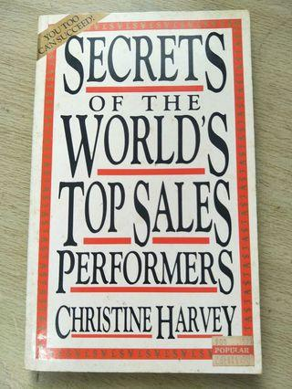 Secrets of the world's top sales