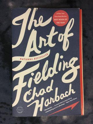The Art of Fielding by CHAD HARBACH | english novel/book