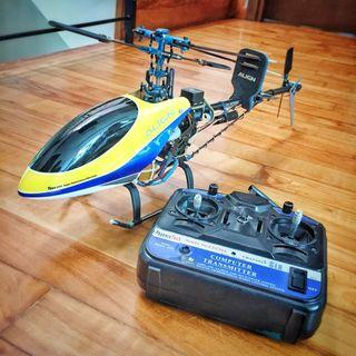 Remote Control Helicopter Azure T-Rex 450