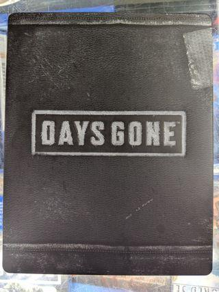 PS4 DAYS GONE 往日不再 中英合版