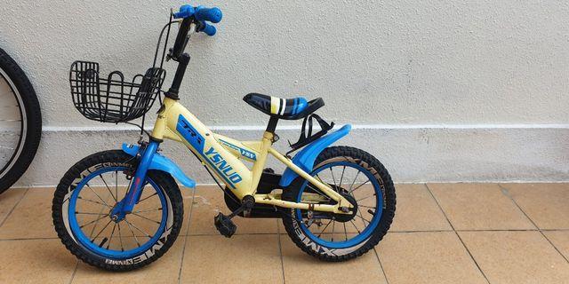 Kids children bicycle bike