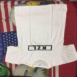 t shirt KZL