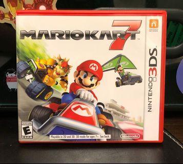 [3DS] Mario Kart 7 - US VERSION (美版)