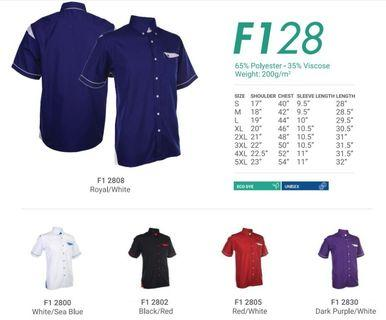 Corporate Shirt for (MEN) F1 28 - by Oren Sport