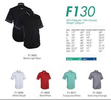 Corporate Shirt for (MEN) F1 30 - by Oren Sport