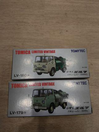 Tomica Limited Vintage