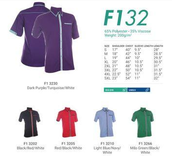 Corporate Shirt for (MEN) F1 32 - by Oren Sport