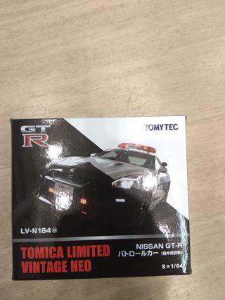 Tomica Limited Vintage NEO Nissan GTR