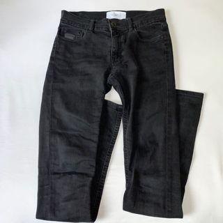 April 77 black jeans