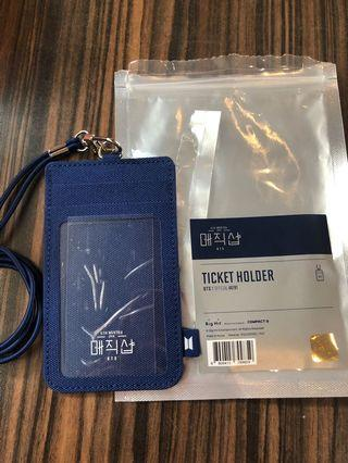 [WTS] BTS 5TH MUSTER TICKET HOLDER MERCH