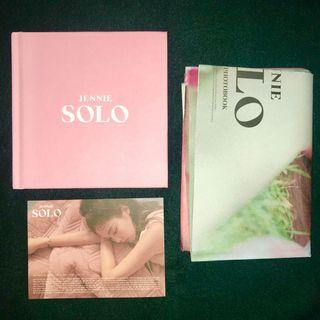 Jennie SOLO Photobook