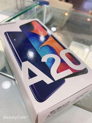 Samsung A20全新未拆