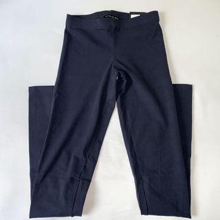 Cotton on navy leggings