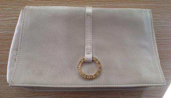 Bvlgari emirates makeup/toiletries bag