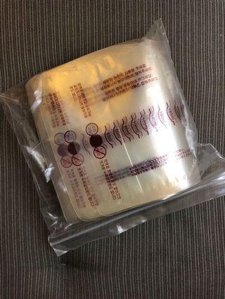 韓國奶袋 感溫 60個