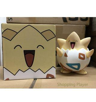 Togepi Detective Pokemon Go statue figure toy 30cm