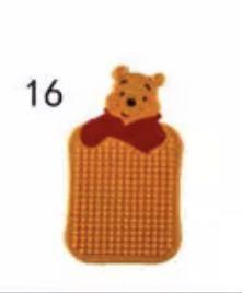 BN Winnie The Pooh Anti-slip Pads