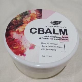 [PL] Natuna Olivera's Cleansing Balm Make Up Remover