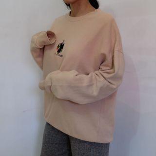 Sweater mocca soft