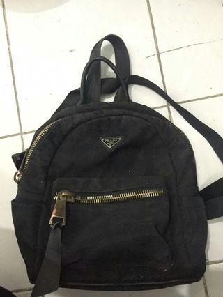 Prada Backpack Mirror Quality