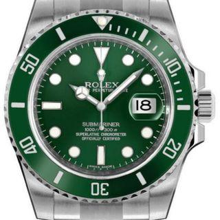 BUYING Rolex Submariner Hulk 116610LV
