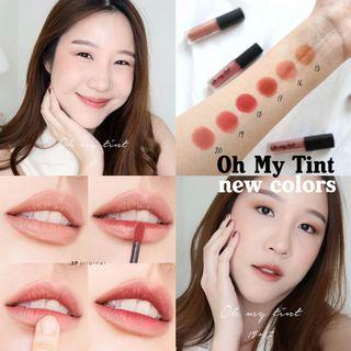 2P - Oh My Tint (new colors)