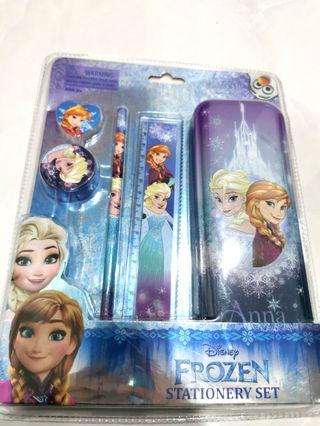 🚚 BN Frozen Stationery Set