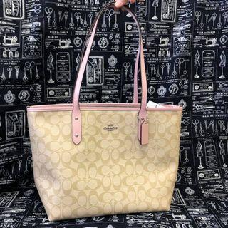 Coach Zip tote bag