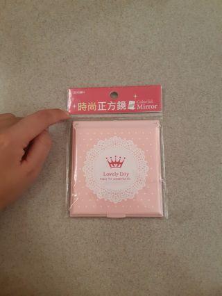 🚚 粉色小鏡子