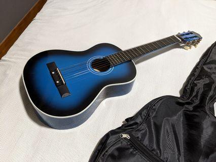 Blue Kids Guitar