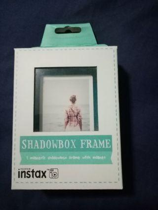 Instax Shadow Box