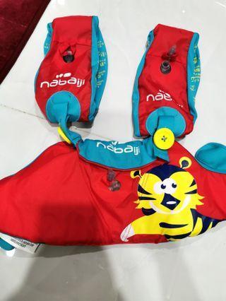 Brand new Decathlon Swimming Float Vest