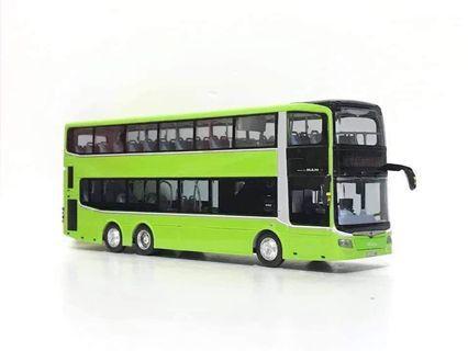 🚚 1:76 Singapore LTA SG BUS MAN A95 EURO 6 FACELIFT bus