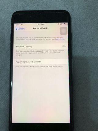 iPhone8 Plus 64GB Space Gray MY Set
