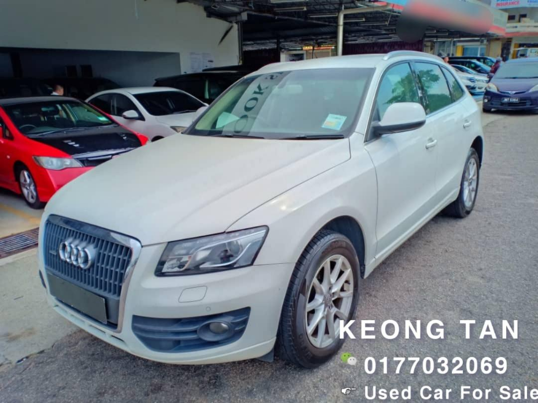 2010Th🚘 Audi Q5 2.0 TFSI TURBO STANDARD(A) CARKING🚘Rm57,500 Cash💰OfferPrice!!🎉🚘Monthly Installment Rm1002 🎉Only!