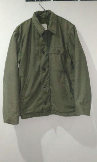 Vintage Jacket A2 deck jacket