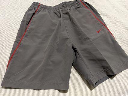 NIKE Grey Sports Shorts